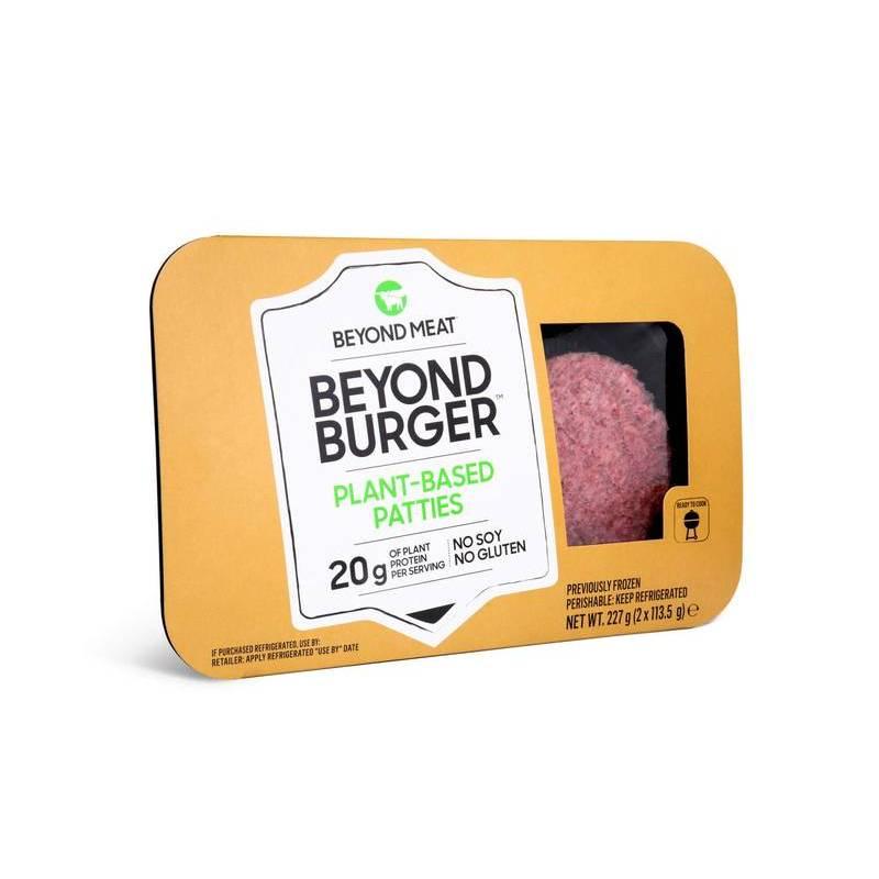 BEYOND MEAT BURGERS 2 PCS 113.5G
