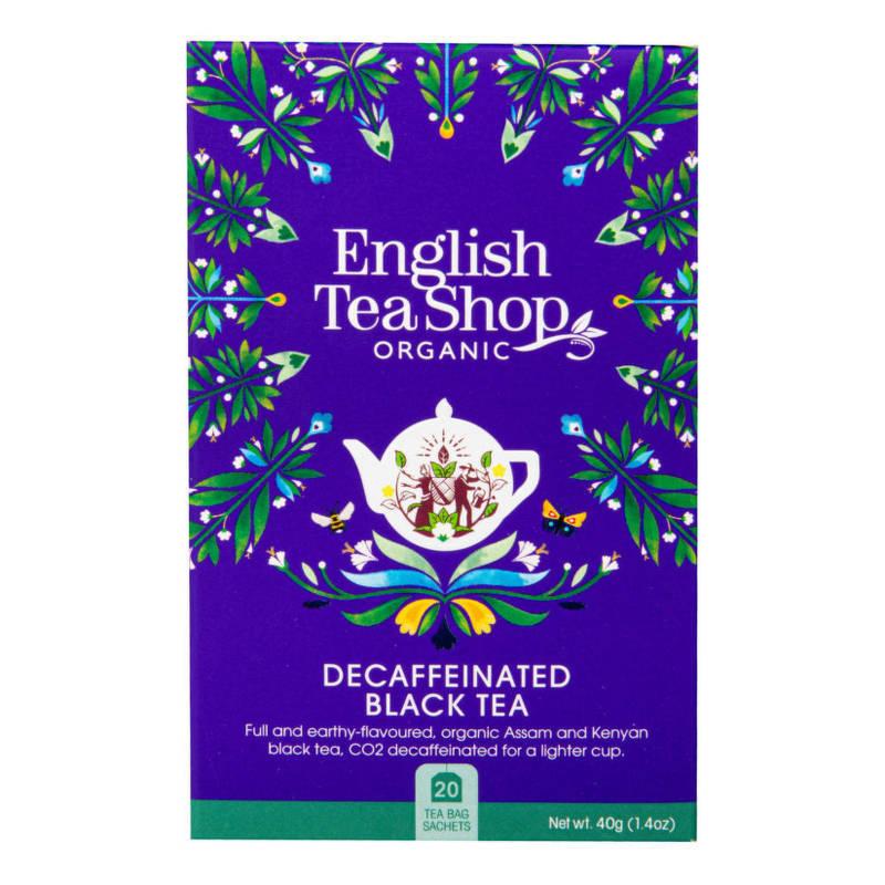 ENGLISH TEA SHOP DECAF ENGLISH BREAKFAST 20S