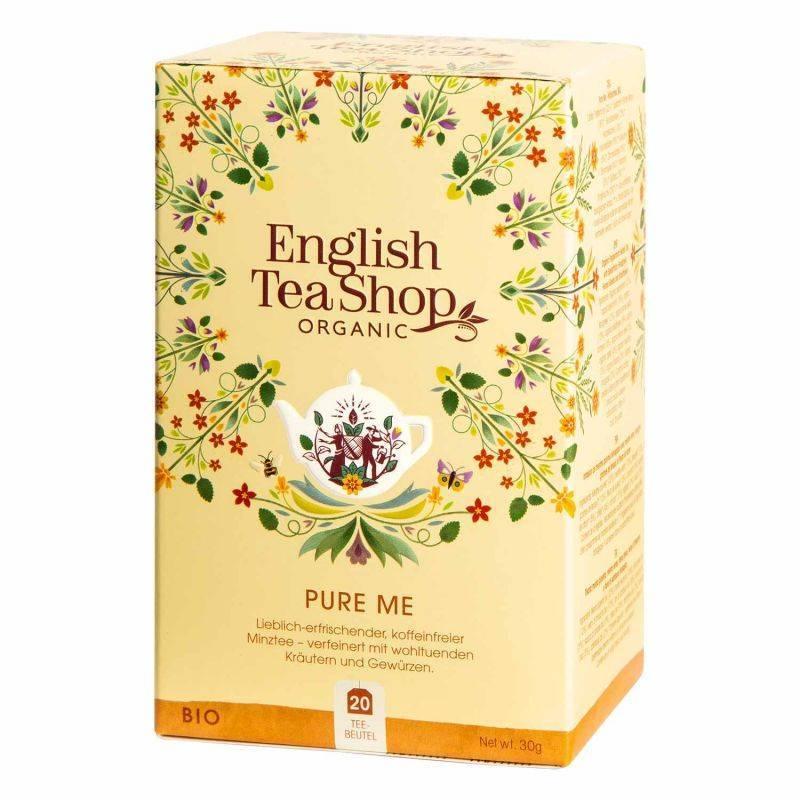 ENGLISH TEA SHOP PURE ME HERBAL TEA 20S