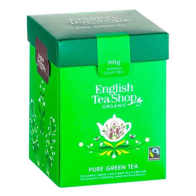 ENGLISH TEA SHOP GREEN TEA LOOSE LEAF 80G