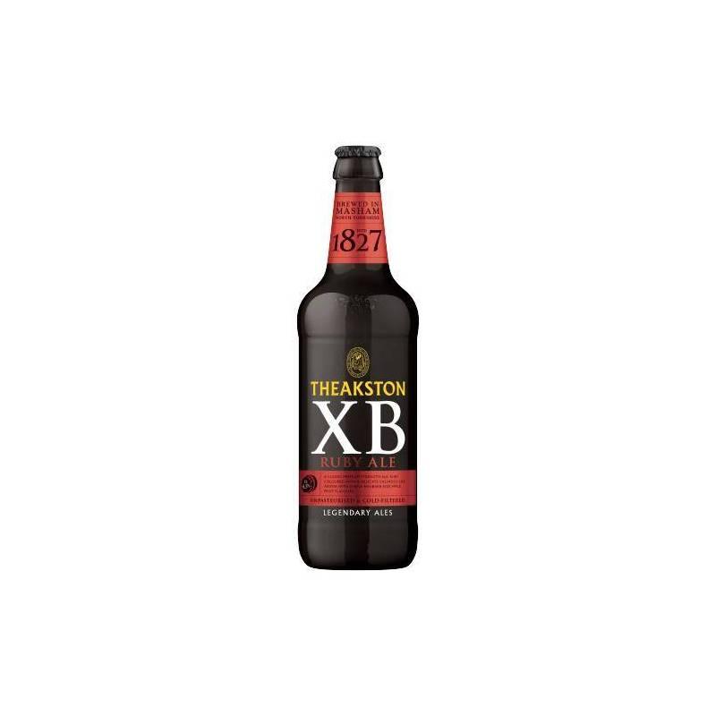THEAKSTON XB RUBY ALE 50CL
