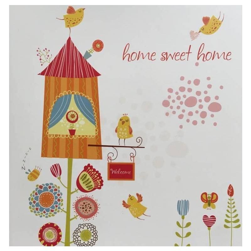 GREETING CARD - HOME SWEET HOME