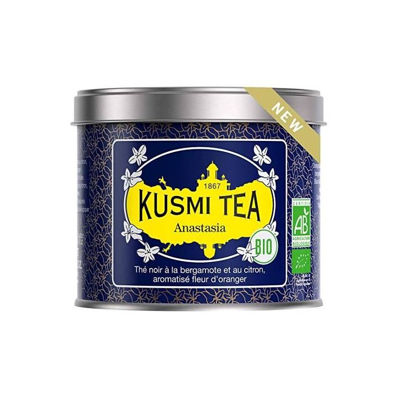 KUSMI BLACK TEA ANASTASIA (LOOSE) 100G