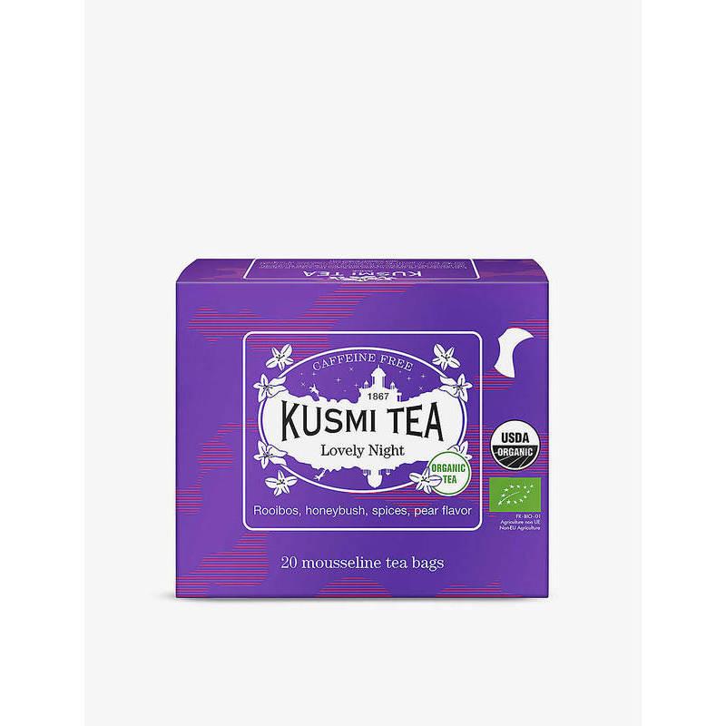 KUSMI HERBAL TEA LOVELY NIGHT 20S
