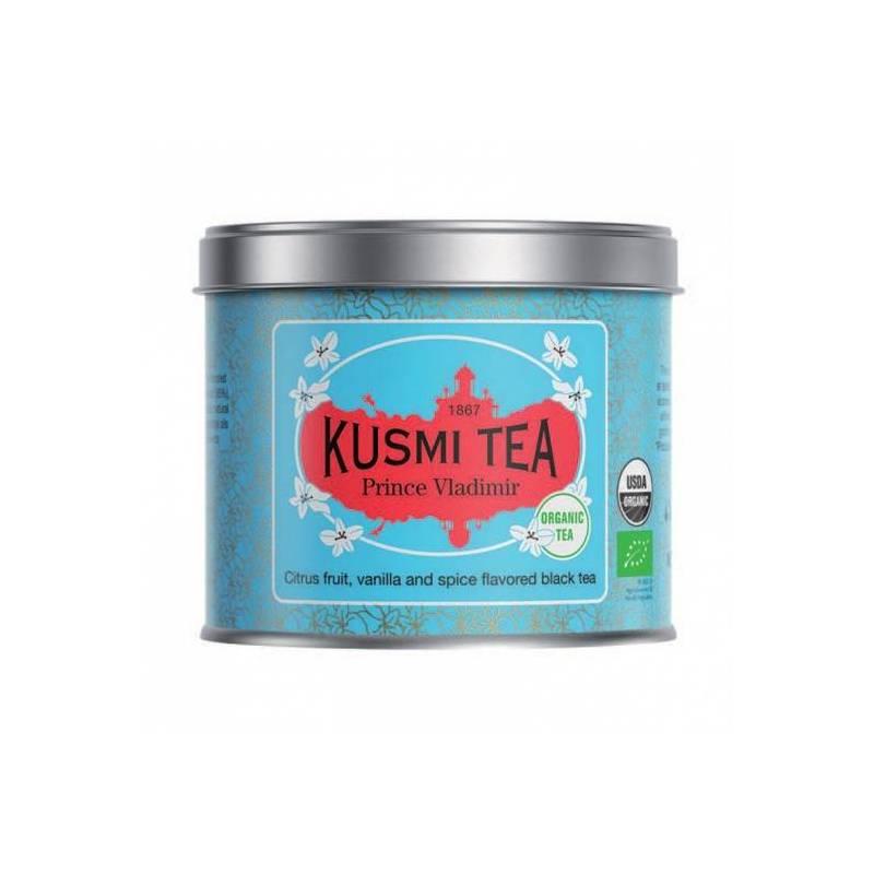 KUSMI LOOSE BLACK TEA PRINCE VLADIMIR 100G