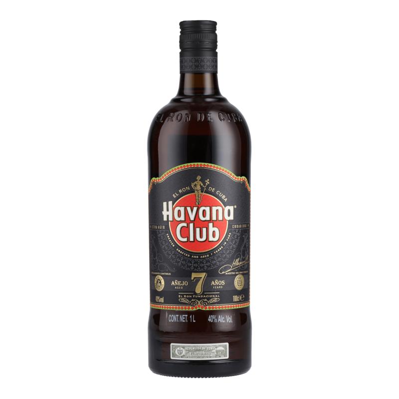 HAVANA CLUB RUM 7 ANOS 70CL