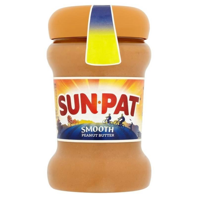 SUN-PAT® SMOOTH PEANUT BUTTER 400G