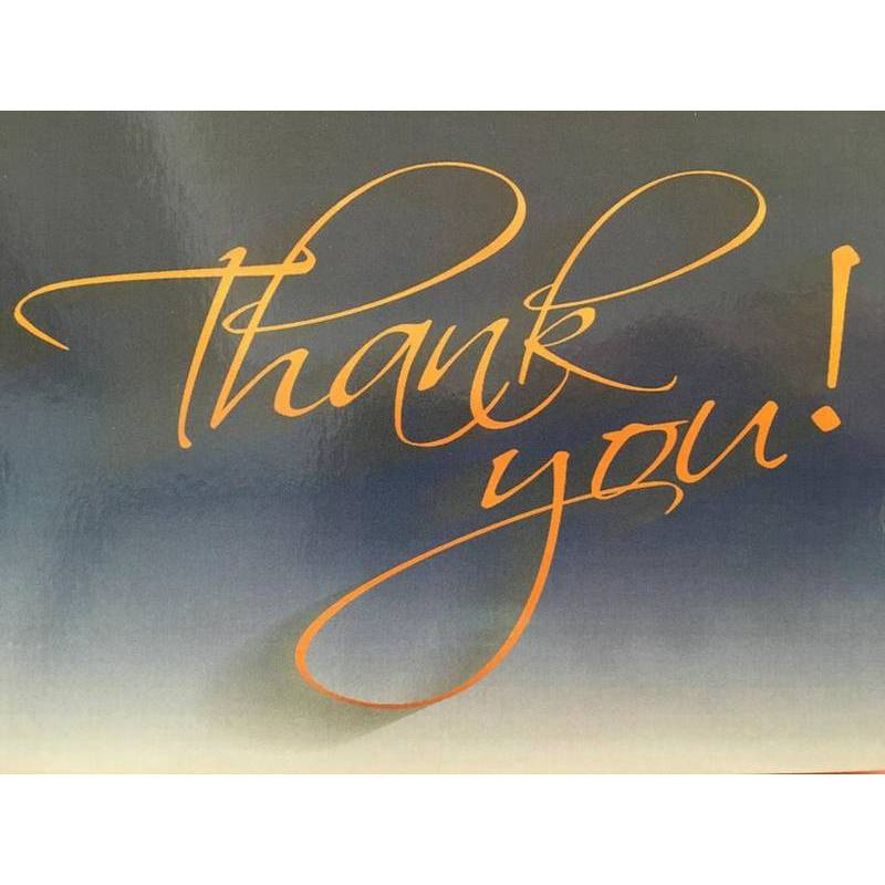 GREETING CARD - THANK YOU!