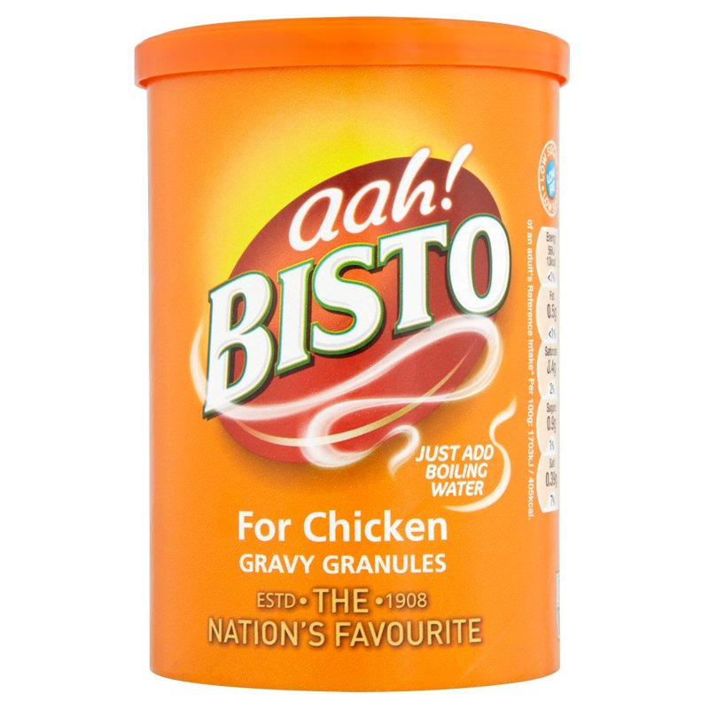 BISTO FOR CHICKEN GRAVY GRANULES 170G
