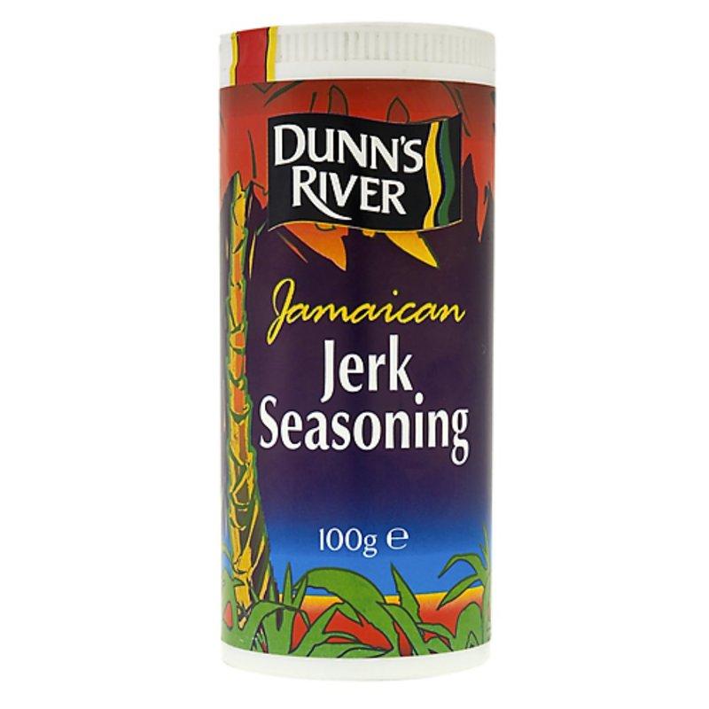 DUNN'S RIVER JAMAICAN JERK SEASONING 100G