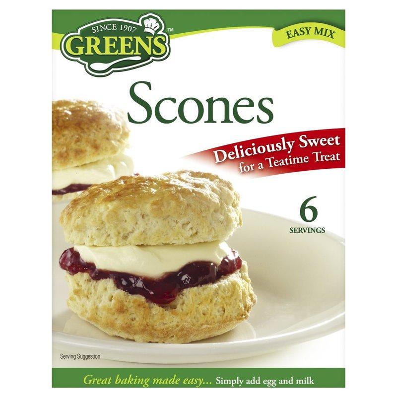 GREEN'S SCONES 280G