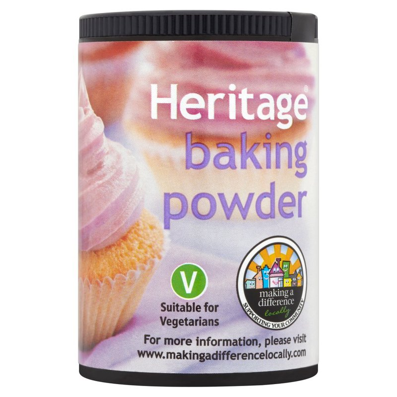 HERITAGE BAKING POWDER 100G