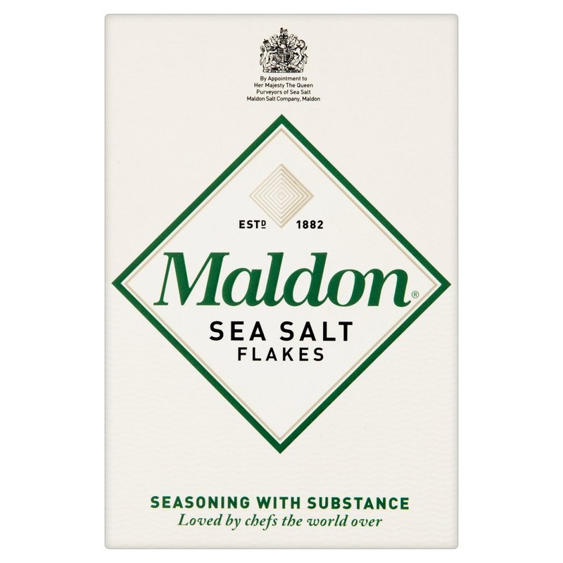 MALDON ORGANIC SEA SALT 250G