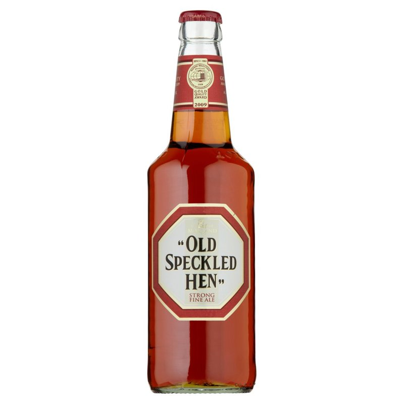 OLD SPECKLED HEN BIRRA