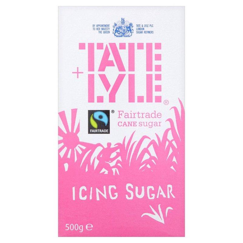 TATE + LYLE ICING SUGAR 500G