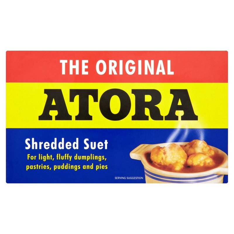 THE ORIGINAL ATORA SHREDDED BEEF SUET 200G