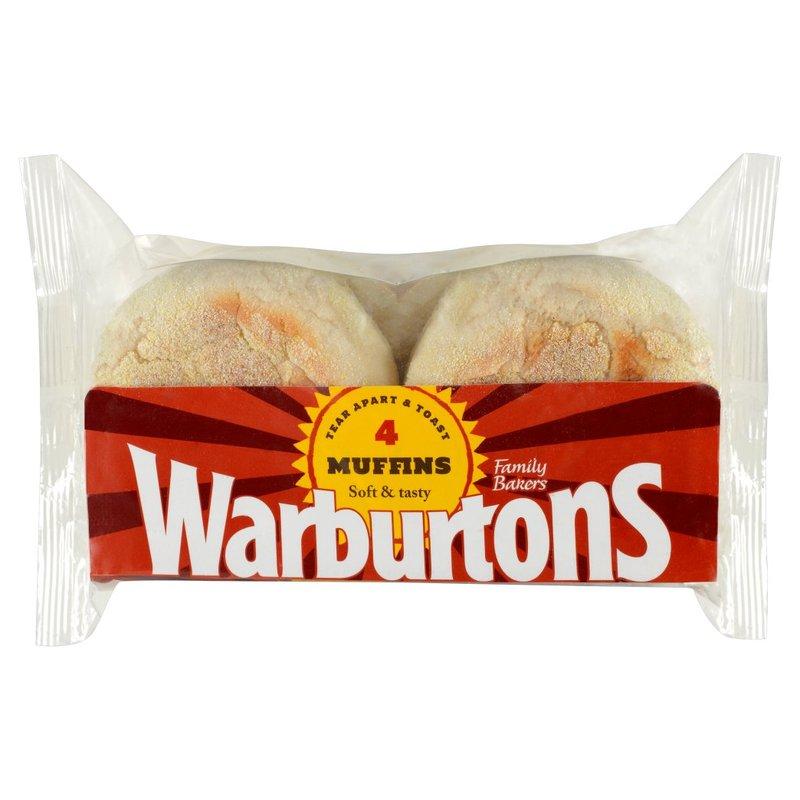 WARBURTON MUFFINS (4)
