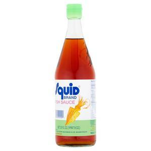 FISH SAUCE SQUID 725ML