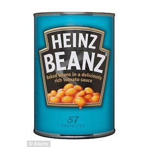 HEINZ BEANZ FAGIOLI AL POMODORO 415G