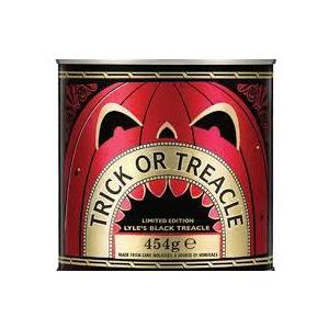 LYLE'S BLACK TREACLE 454G TIN