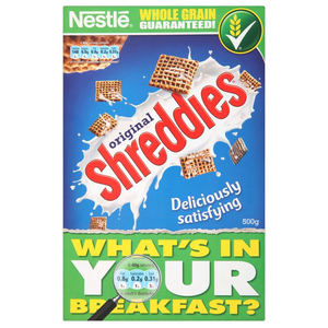 NESTLE' SHREDDIES 500G