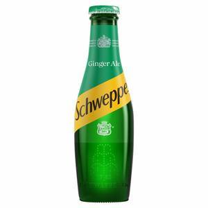 SCHWEPPES CANADA DRY GINGER ALE 125ml best by 31/05/2020