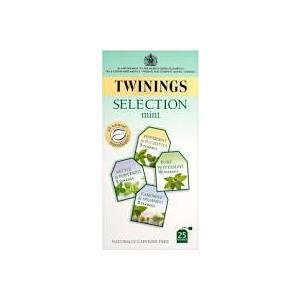 TWININGS MINT TEA SELECTION PACK (25S)