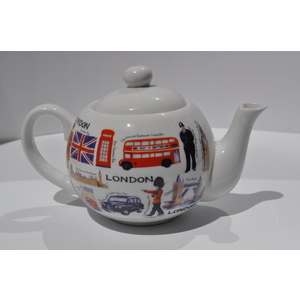 LONDON ICON TEAPOTS