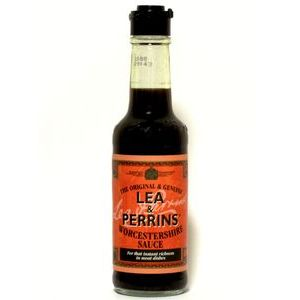 LEA & PERRINS WORCESTSHIRE SAUCE 150ml