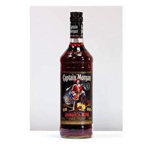 Captain Morgan Black Rum 700ml