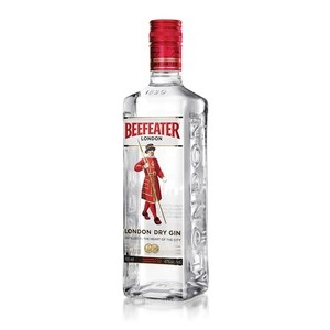 GIN BEEFEATER DRY LONDON 1L