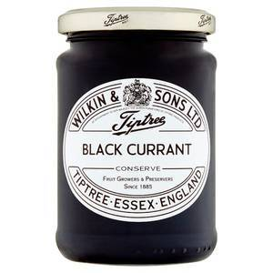 WILKIN&SONS BLACKCURRANT CONSERVE 340g