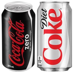 COCA-COLA ZERO LATTINA  375ML
