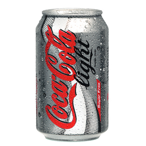 COCA COLA LIGHT LATTINA 0.33