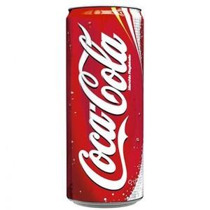 COCA COLA CAN 0.33