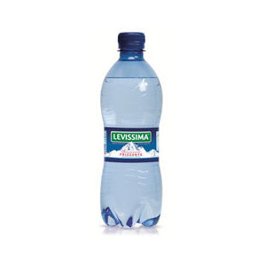 LEVISSIMA SPARKLING MINERAL WATER 1/2L