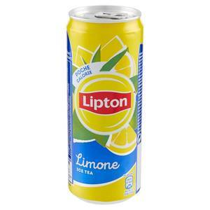 LIPTON ICE TEA LEMON  CAN 0.33L