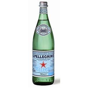 S.PELLEGRINO FIZZY WATER 75CL