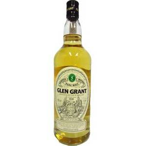GLEN GRANT SCOTCH WHISKY 5 YO