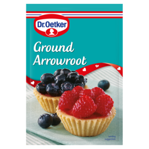 DR. OETKER GROUND ARROWROOT 6 SACHETS
