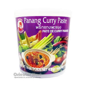 PANANG CURRY PASTE 400g