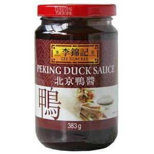 LEE KUM KEE PEKING DUCK SAUCE 383G best by 26/03/2021