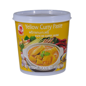 YELLOW THAI CURRY PASTE 400g