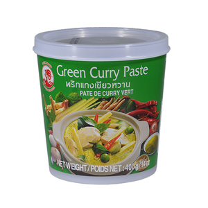 GREEN THAI CURRY PASTE 400g