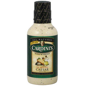CARDINI'S CAESAR DRESSING 250ML best by 01/2018