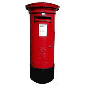 POST BOX BANK