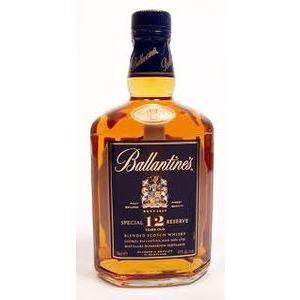BALLANTINE'S WHISKY 12 ANNI