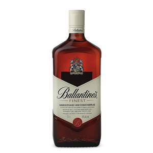 BALLANTINE'S BLENDED SCOTCH WHISKY 1L