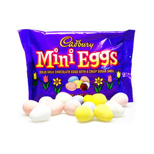 CADBURY MINI EGGS CIOCCOLATO AL LATTE 100G
