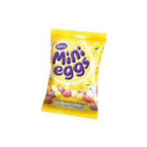 CADBURY MINI EGGS CIOCCOLATO AL LATTE 80G